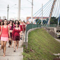 """Mês da Mulher: """"Entre Saltos"""" do Coletivo PI vai ao centro de SP"""