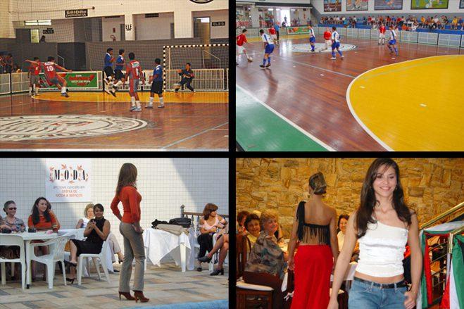 Projetos especiais Copa Tatuapé e 1º Moda Mais. Fotos: aloimage