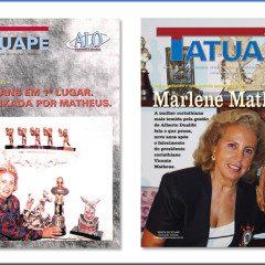 Alô Tatuapé há 25 anos: leitor pode ver todas as capas da revista