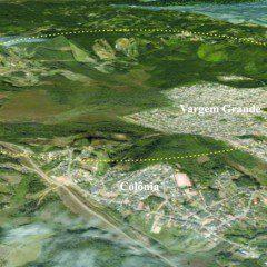 Cratera guarda a memória de impacto de corpo celeste na periferia de São Paulo