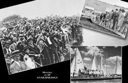 """Guarapiranga 100 anos"" resgata memória da antiga Represa de Santo Amaro"