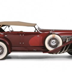 Carros antigos: Duesenberg SJ LaGrande – Cowl Phaeton – 1935