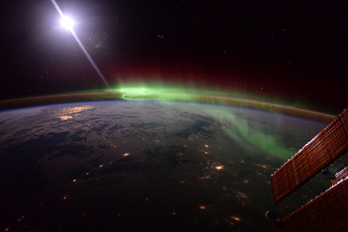 Foto: ESA / NASA
