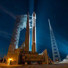 Nasa: nave espacial Cygnus está pronta para o lançamento da EEI