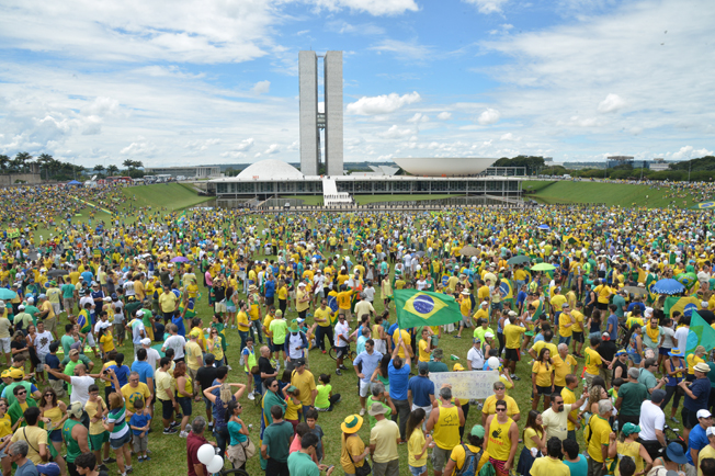 Brasília, DF.  Foto: Wilson Dias/Agência Brasil