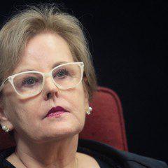 Ministra Rosa Weber não aceita habeas corpus de Lula