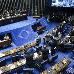 Instalação da Comissão Especial de Impeachment no Senado, ao vivo