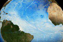 Aquecimento poderá reduzir em 44% a grande circulação das águas do Atlântico