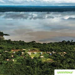 Funai reconhece território tradicional do povo Munduruku no rio Tapajós