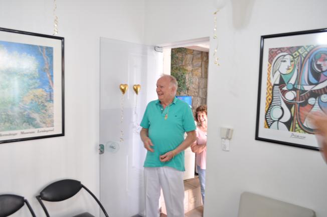 50 anos de carreira do doutor João Perez Filho. Foto: aloimage