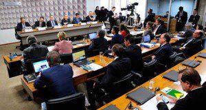 CEIS ouve especialistas indicados pelo governo. Foto:  Pedro França/Agência Senado