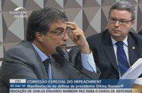 Senadores debatem hoje o relatório de Anastasia sobre o impeachment, assista ao vivo