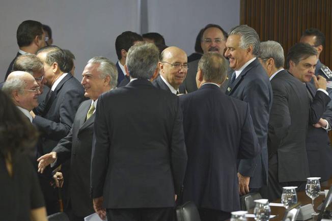 Presidente Temer anuncia medidas econômica para retomada do crescimento