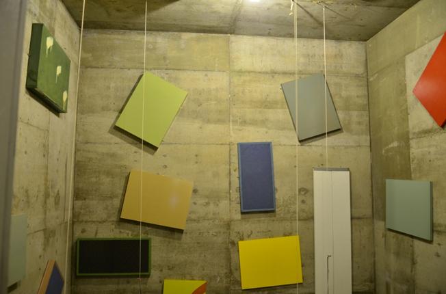 Câmara acústica para medição de potência sonora de equipamentos. Foto: IPT / divulgação