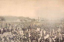 Data comemorativa da abolição da escravatura no Brasil coincide com impeachment