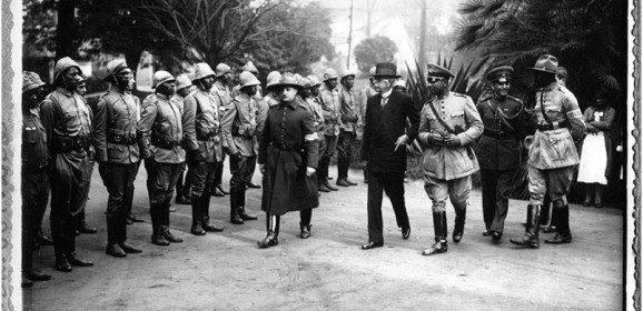 A Legião Negra na Revolução Constitucionalista