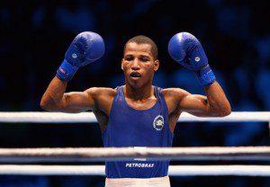 Robson Conceição é uma das esperanças brasileiras de medalha no boxe (Foto: Getty Images/WarrenLittle)