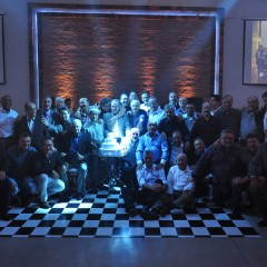 Futebol das 5as faz 56 anos e comemora com festa no Tatuapé