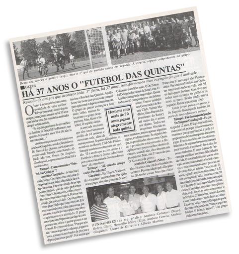 Reportagem publicada pela então revista Alô Tatuapé (edição nº 4 | setembro de 1997). Imagem: aloart