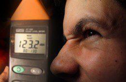 Poluição sonora no Tatuapé, vídeo