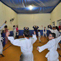 Projeto Social Samurais da Leste: aulas de Jiu Jitsu, Judô e humanidade