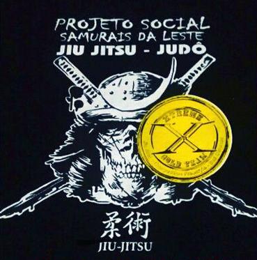 tat samurais leste logo