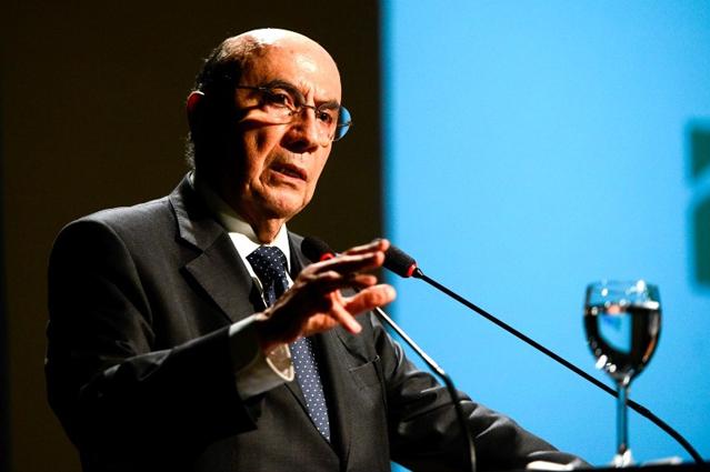 Ministro da Fazenda Henrique Meirelles, fala sobre a PEC que agradou os líderes no Congresso Nacional. Foto: Tomaz Silva/Agência Brasil