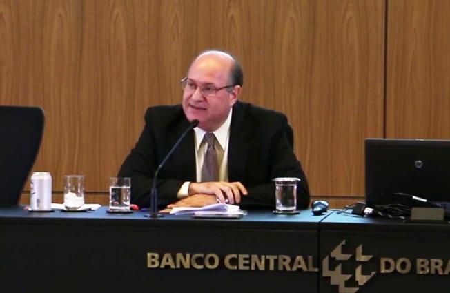 Presidente do Banco Central do Brasil, projetou inflação de 4,5% para o final de 2017. Fotoframe: aloart