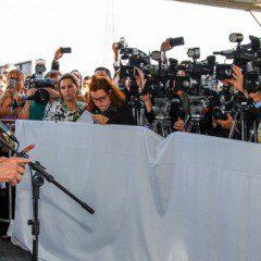 """Temer: """"O Brasil não pode parar"""", vídeo"""