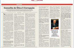 """Alô Tatuapé há 25 anos: """"Conselho de Ética x Corrupção"""""""