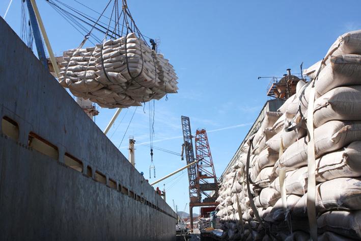 Açúcar: Superciclo das commodities impulsionou crescimento do Brasil no passado. Foto: EBC