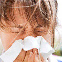 Crises alérgicas aumentam no inverno