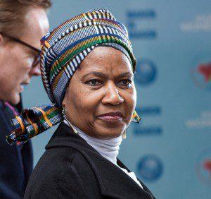 Phumzile Mlambo-Ngcuka é subsecretária geral da ONU e diretora executiva da ONU Mulheres. Foto: ONU