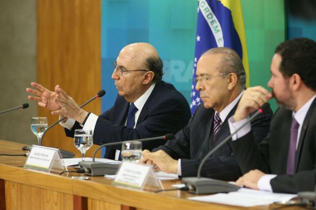 Governo anuncia meta de déficit primário de R$ 139 bilhões para 2017. Foto:  Valter Campanato / Agência Brasil