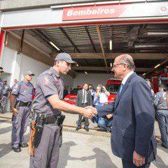Alckmin cria primeiro Batalhão de Ações Especiais na zona Leste da Capital