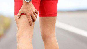 Atividade física intensa sem descanso também  pode provocar câimbras. Foto: divulgação / SBED