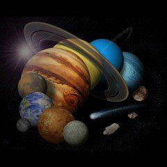 Júpiter mais perto: veja quatro das 67 luas que podem ser reveladas, vídeo