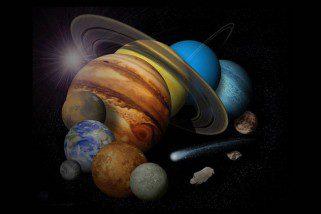 Júpiter mais perto: veja quatro das 67 luas que podem ser reveladas