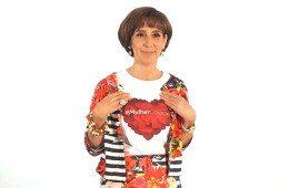 """Viviane Senna é a madrinha da campanha """"Mulher Coração"""""""