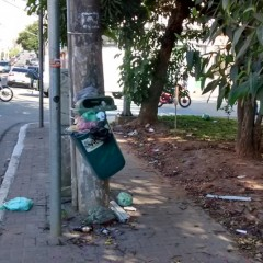 Tatuapé – Cidadania: Prefeitura faz a limpeza e o cidadão responsável a mantém
