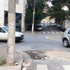 Tapa-buraco e recapeamento são diferentes, ruas do bairro estão piorando