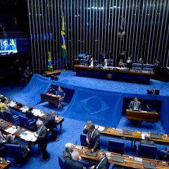 Senado decide hoje sobre impeachment de Dilma Rousseff