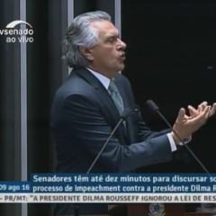 Senado decide futuro de Dilma e do Brasil