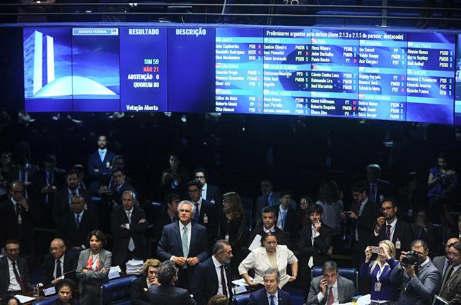 Senado julgará Dilma Rousseff por crimes de responsabilidade