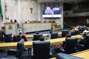 Câmara faz homenagem póstuma a mestre de Jiu-Jitsu. Encontro em homenagem ao Mestre Dida. Foto: André Bueno / CMSP