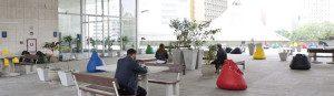 Câmara Municipal abre ao público Espaço Wi-fi Livre. Foto: divulgação / CMSP