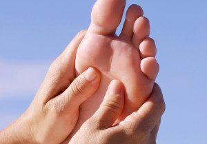Massagem no pé. Foto: Getty Images / dcarson924