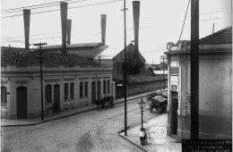 A história da Usina Termelétrica Paula Souza