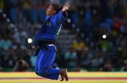 Rafaela Silva conquista o primeiro ouro do Brasil