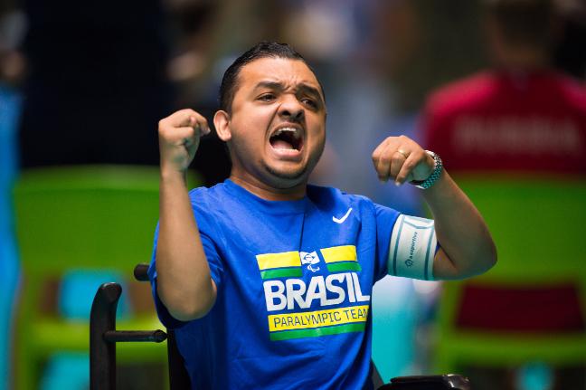 Maciel é um dos grandes nomes da bocha (Foto: Rio 2016/Alex Ferro)